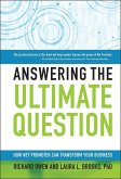 Answering the Ultimate Question (eBook, ePUB)