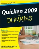 Quicken 2009 For Dummies (eBook, ePUB)