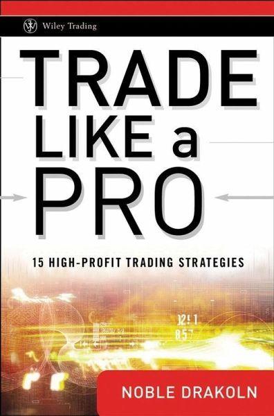 Professional trading strategies pdf