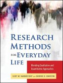 Research Methods for Everyday Life (eBook, ePUB)