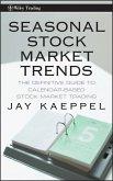 Seasonal Stock Market Trends (eBook, ePUB)