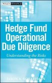 Hedge Fund Operational Due Diligence (eBook, ePUB)