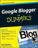 Google Blogger For Dummies (eBook, PDF)