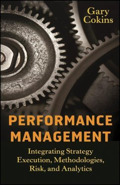 Performance Management (eBook, PDF) - Cokins, Gary