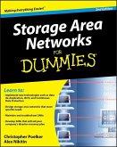 Storage Area Networks For Dummies (eBook, ePUB)
