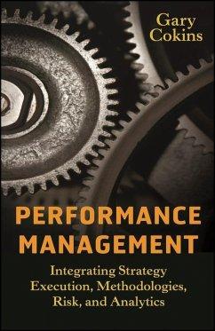 Performance Management (eBook, ePUB) - Cokins, Gary