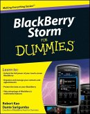 BlackBerry Storm For Dummies (eBook, ePUB)