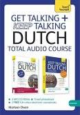 Get Talking and Keep Talking Dutch Total Audio Course