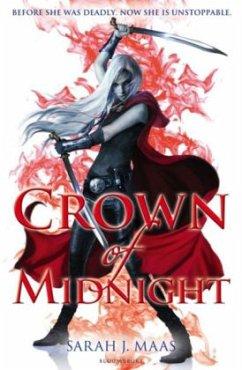 Crown of Midnight - Maas, Sarah J.