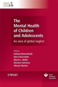 The Mental Health of Children and Adolescents (eBook, PDF)