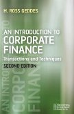 An Introduction to Corporate Finance (eBook, PDF)