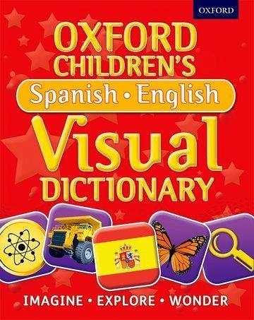 Oxford Children's Spanish-English Visual Dictionary von ...