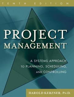 Project Management (eBook, ePUB) - Kerzner, Harold