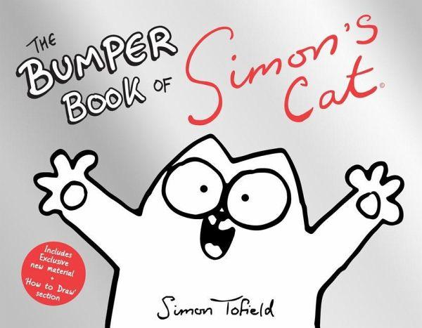 The Bumper Book Of Simon S Cat