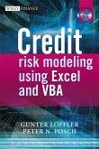 Credit Risk Modeling using Excel and VBA (eBook, PDF)