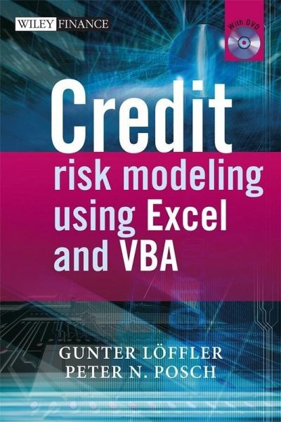 Credit Risk Modeling using Excel and VBA (eBook, PDF)
