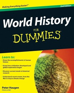 World History For Dummies (eBook, ePUB) - Haugen, Peter