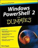 Windows PowerShell 2 For Dummies (eBook, ePUB)