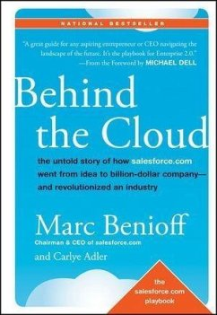 Behind the Cloud (eBook, PDF) - Benioff, Marc; Adler, Carlye