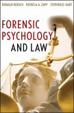 Forensic Psychology and Law (eBook, ePUB)