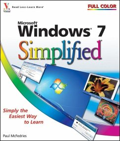 Windows 7 Simplified (eBook, PDF) - Mcfedries, Paul