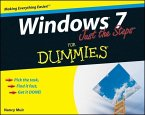 Windows 7 Just the Steps For Dummies (eBook, PDF)