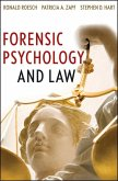 Forensic Psychology and Law (eBook, PDF)