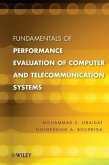 Fundamentals of Performance Evaluation of Computer and Telecommunication Systems (eBook, PDF)