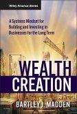 Wealth Creation (eBook, PDF)