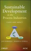 Sustainable Development in the Process Industries (eBook, PDF)