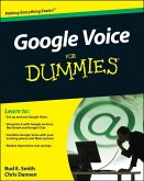 Google Voice For Dummies (eBook, PDF)