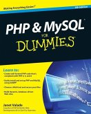 PHP and MySQL For Dummies (eBook, PDF)