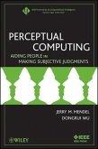 Perceptual Computing (eBook, PDF)