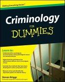 Criminology For Dummies (eBook, PDF)