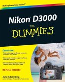Nikon D3000 For Dummies (eBook, ePUB)