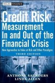 Credit Risk Management In and Out of the Financial Crisis (eBook, PDF)