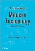 A Textbook of Modern Toxicology (eBook, PDF)