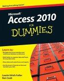 Access 2010 For Dummies (eBook, ePUB)
