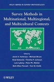 Survey Methods in Multinational, Multiregional, and Multicultural Contexts (eBook, PDF)