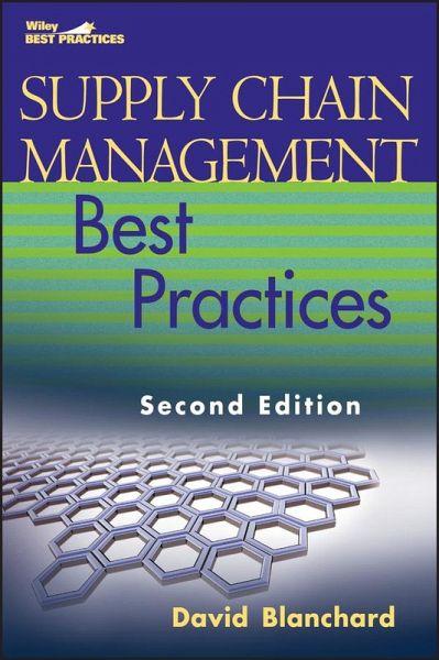 Supply Chain Management Best Practices (eBook, PDF)