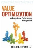 Value Optimization for Project and Performance Management (eBook, ePUB)