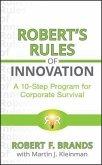 Robert's Rules of Innovation (eBook, PDF)
