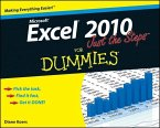 Excel 2010 Just the Steps For Dummies (eBook, ePUB)