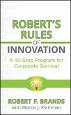 Robert's Rules of Innovation (eBook, ePUB)