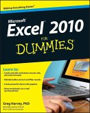 Excel 2010 For Dummies (eBook, ePUB)