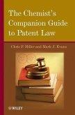 The Chemist's Companion Guide to Patent Law (eBook, PDF)