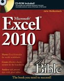 Excel 2010 Bible (eBook, ePUB)