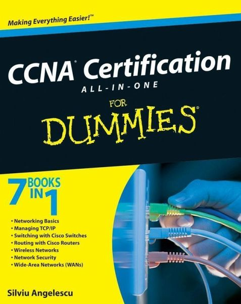 CCNA Certification All-In-One For Dummies (eBook, PDF)