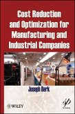 Cost Reduction and Optimization for Manufacturing and Industrial Companies (eBook, PDF)