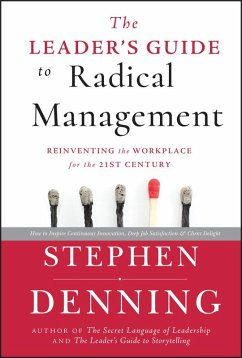 The Leader´s Guide to Radical Management (eBook...